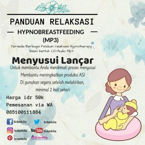 Panduan Relaksasi Hypnobreastfeeding (mp3)