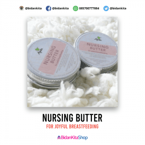 Nursing Butter (For Joyful Breastfeeding)