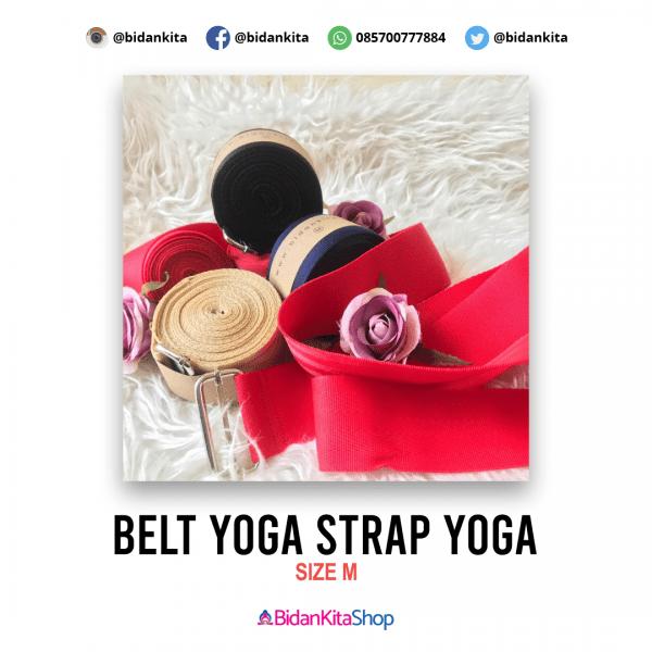 Belt Yoga ( Strap Yoga ) SIZE M