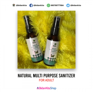 "Natural Multi Purpose ""SANITIZER"" for Adult"